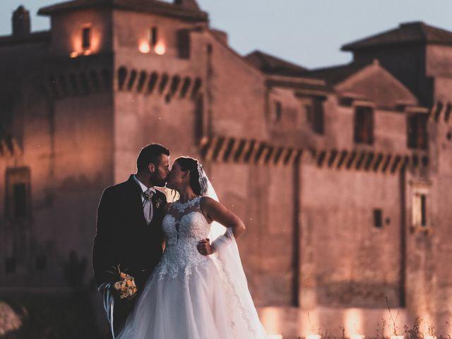 Il matrimonio di Giuseppe e Daniela a Cerveteri, Roma 6