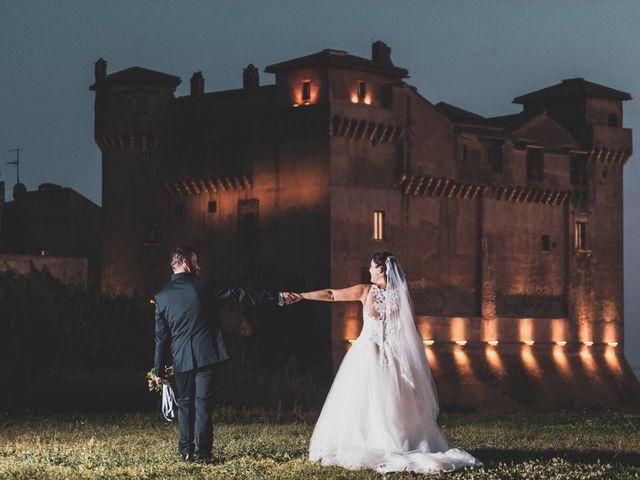 Il matrimonio di Giuseppe e Daniela a Cerveteri, Roma 7