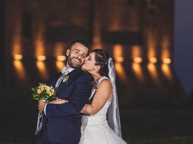 Il matrimonio di Giuseppe e Daniela a Cerveteri, Roma 8