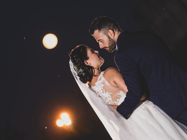 Il matrimonio di Giuseppe e Daniela a Cerveteri, Roma 10