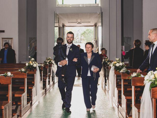 Il matrimonio di Giuseppe e Daniela a Cerveteri, Roma 11