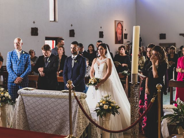 Il matrimonio di Giuseppe e Daniela a Cerveteri, Roma 12