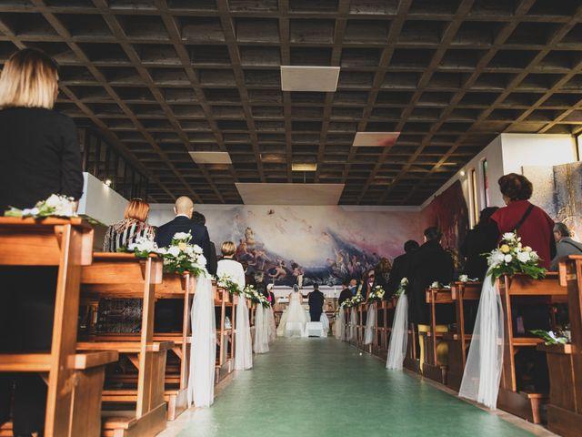 Il matrimonio di Giuseppe e Daniela a Cerveteri, Roma 13