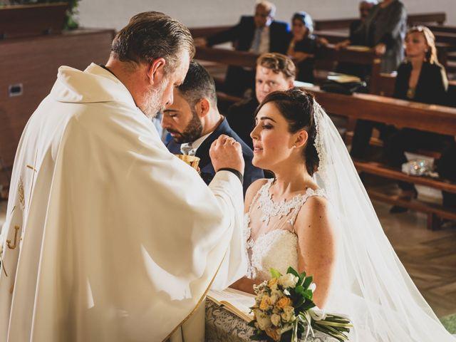 Il matrimonio di Giuseppe e Daniela a Cerveteri, Roma 14