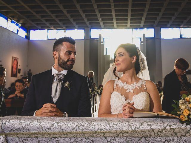 Il matrimonio di Giuseppe e Daniela a Cerveteri, Roma 15