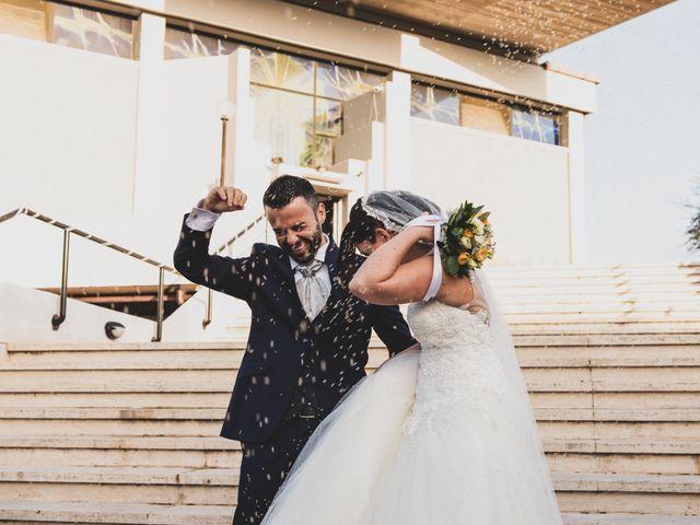 Il matrimonio di Giuseppe e Daniela a Cerveteri, Roma 18