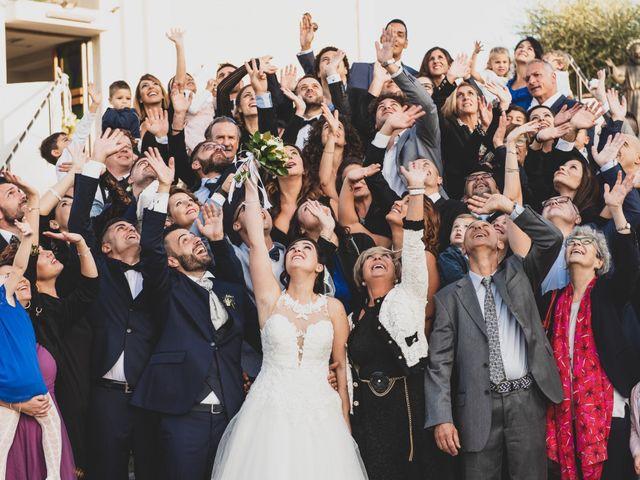 Il matrimonio di Giuseppe e Daniela a Cerveteri, Roma 19