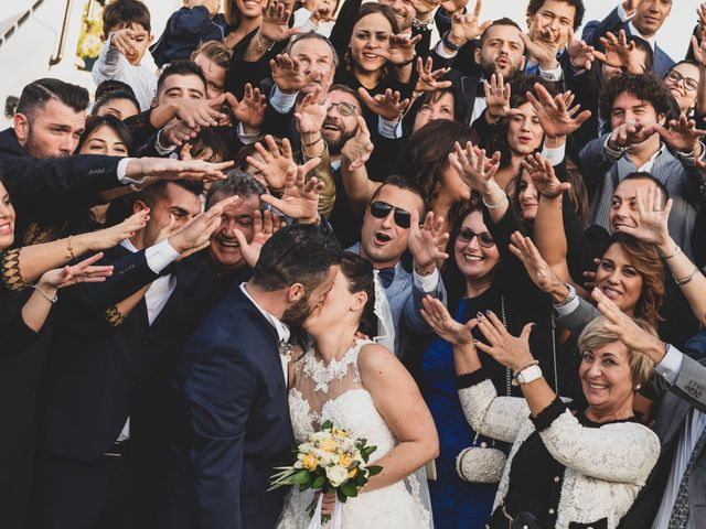 Il matrimonio di Giuseppe e Daniela a Cerveteri, Roma 20