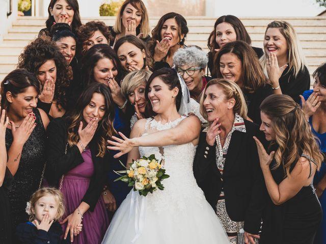 Il matrimonio di Giuseppe e Daniela a Cerveteri, Roma 23
