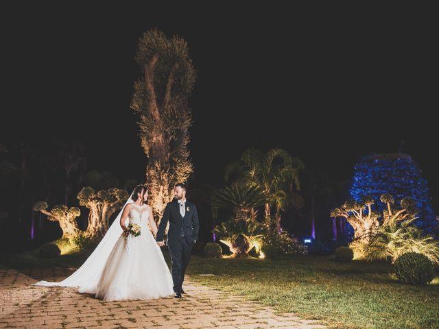 Il matrimonio di Giuseppe e Daniela a Cerveteri, Roma 27