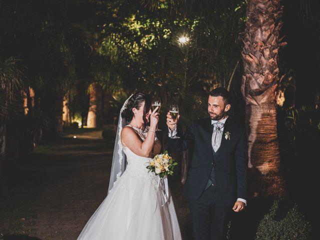 Il matrimonio di Giuseppe e Daniela a Cerveteri, Roma 30