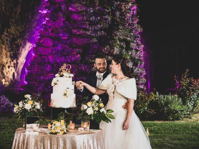 Il matrimonio di Giuseppe e Daniela a Cerveteri, Roma 35