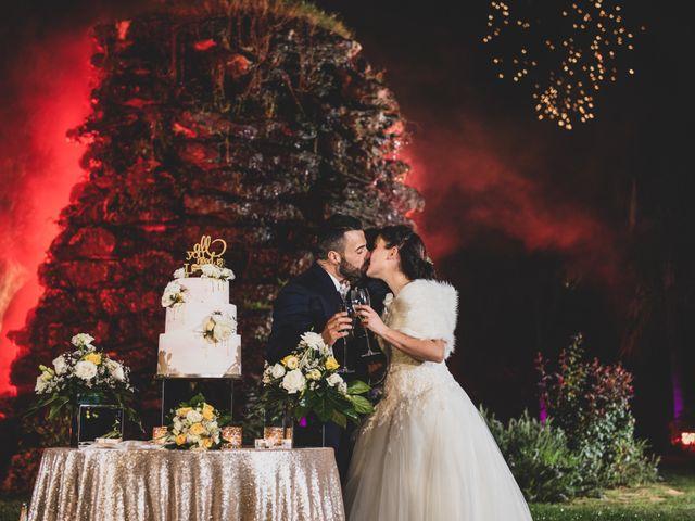 Il matrimonio di Giuseppe e Daniela a Cerveteri, Roma 36