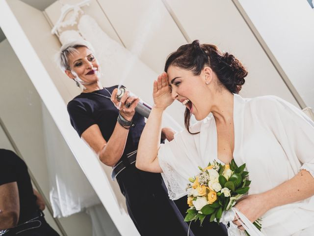 Il matrimonio di Giuseppe e Daniela a Cerveteri, Roma 46