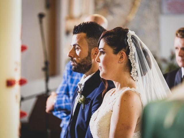 Il matrimonio di Giuseppe e Daniela a Cerveteri, Roma 55