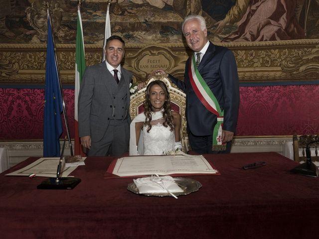 Il matrimonio di Alessio e Annalisa a Firenze, Firenze 9