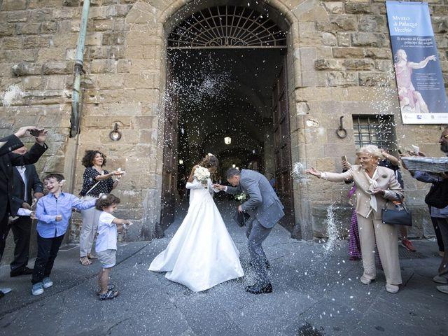 Il matrimonio di Alessio e Annalisa a Firenze, Firenze 14