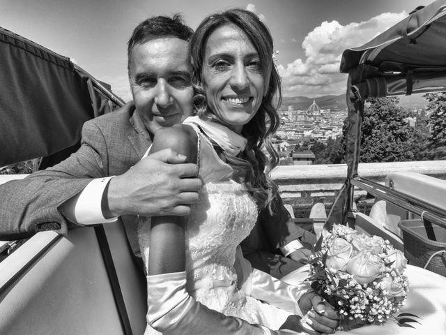 Il matrimonio di Alessio e Annalisa a Firenze, Firenze 15