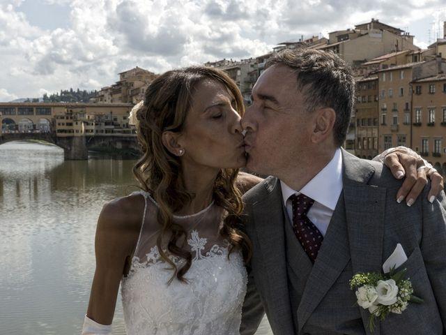 Il matrimonio di Alessio e Annalisa a Firenze, Firenze 25