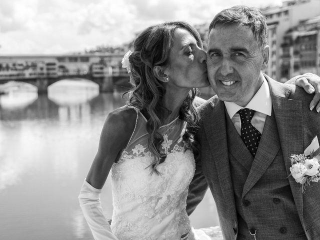Il matrimonio di Alessio e Annalisa a Firenze, Firenze 26