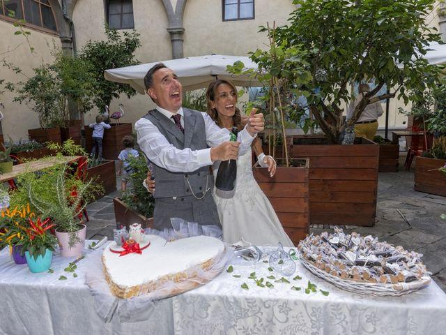 Il matrimonio di Alessio e Annalisa a Firenze, Firenze 31