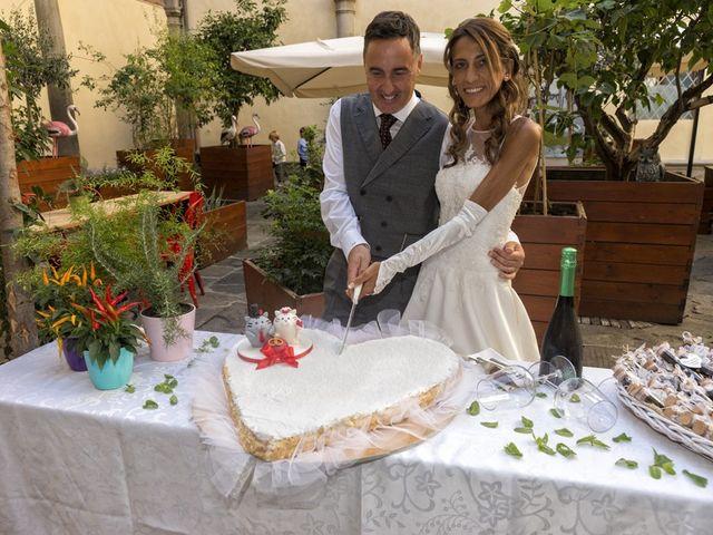 Il matrimonio di Alessio e Annalisa a Firenze, Firenze 32