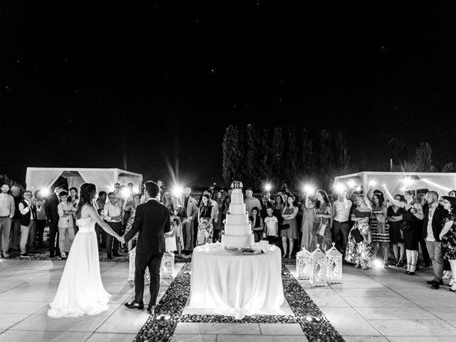 Le nozze di Ambra e Nicola