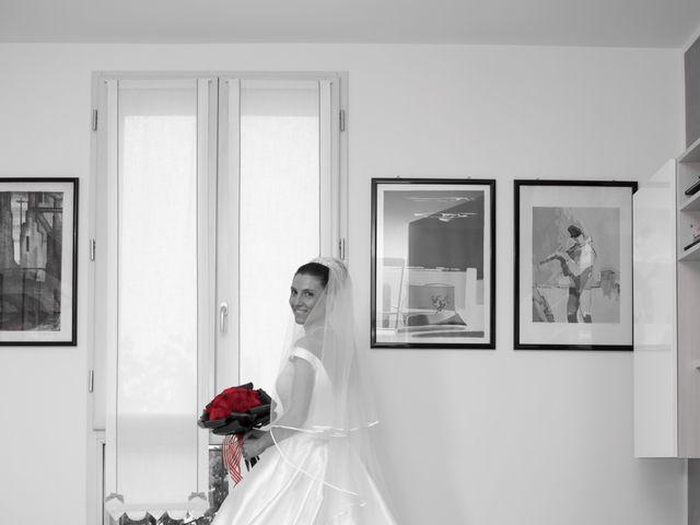 Il matrimonio di Vincenzo e Federica a Fara Gera d'Adda, Bergamo 19
