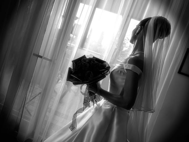 Il matrimonio di Vincenzo e Federica a Fara Gera d'Adda, Bergamo 22