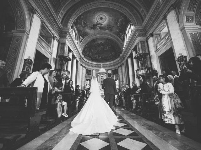 Il matrimonio di Vincenzo e Federica a Fara Gera d'Adda, Bergamo 25