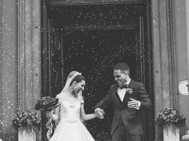 Il matrimonio di Vincenzo e Federica a Fara Gera d'Adda, Bergamo 27