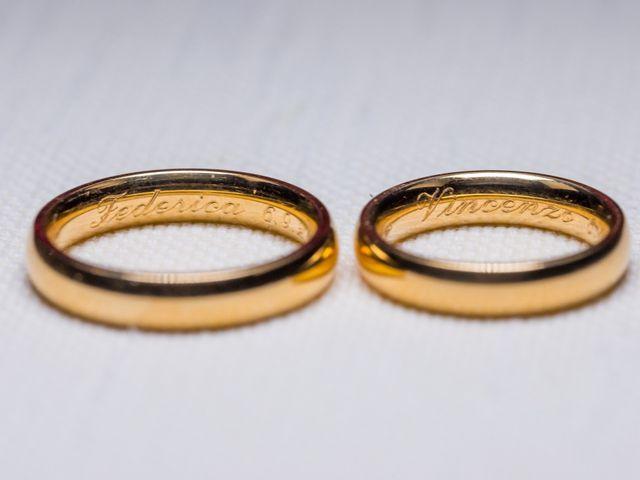 Il matrimonio di Vincenzo e Federica a Fara Gera d'Adda, Bergamo 32