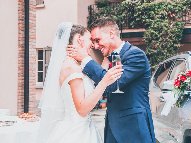 Il matrimonio di Vincenzo e Federica a Fara Gera d'Adda, Bergamo 33