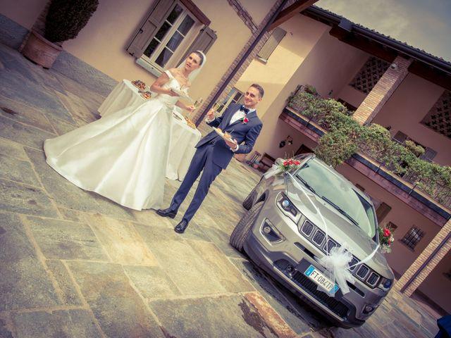 Il matrimonio di Vincenzo e Federica a Fara Gera d'Adda, Bergamo 34