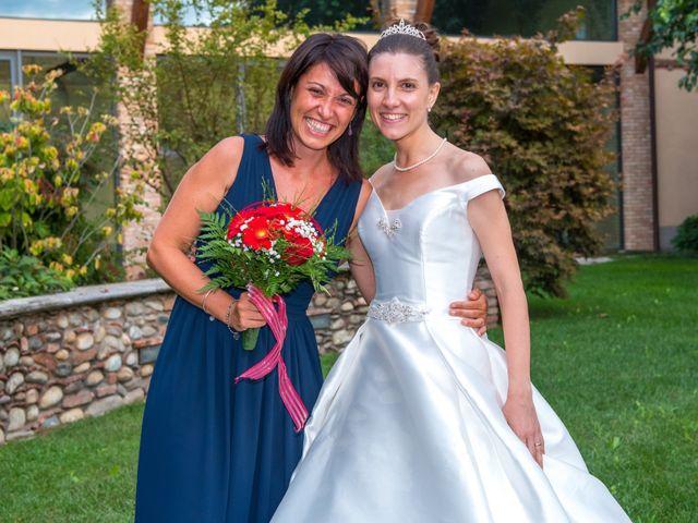 Il matrimonio di Vincenzo e Federica a Fara Gera d'Adda, Bergamo 37