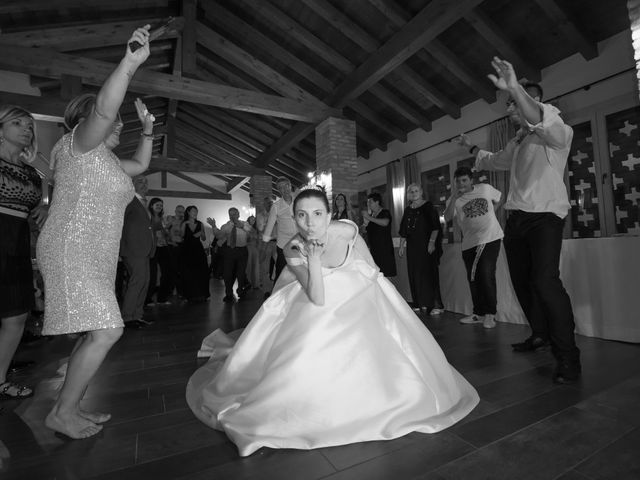 Il matrimonio di Vincenzo e Federica a Fara Gera d'Adda, Bergamo 38