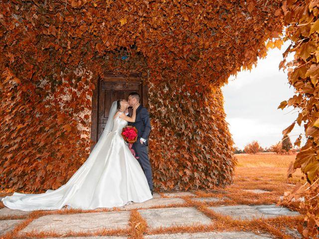 Il matrimonio di Vincenzo e Federica a Fara Gera d'Adda, Bergamo 41