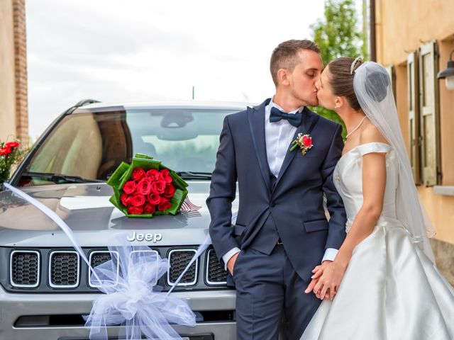 Il matrimonio di Vincenzo e Federica a Fara Gera d'Adda, Bergamo 43