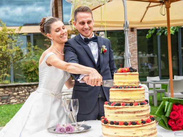 Il matrimonio di Vincenzo e Federica a Fara Gera d'Adda, Bergamo 44