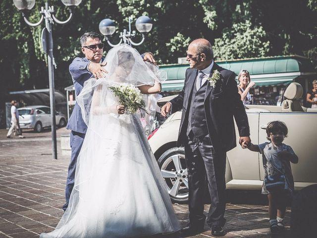 Il matrimonio di Andrea e Chiara a Brugherio, Monza e Brianza 74