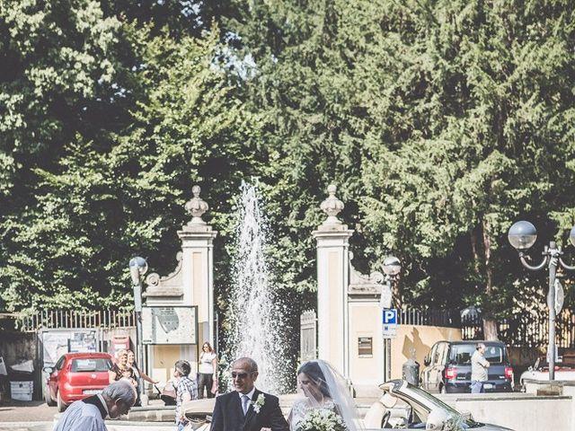 Il matrimonio di Andrea e Chiara a Brugherio, Monza e Brianza 75