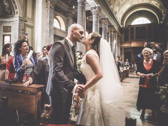 Il matrimonio di Andrea e Chiara a Brugherio, Monza e Brianza 77