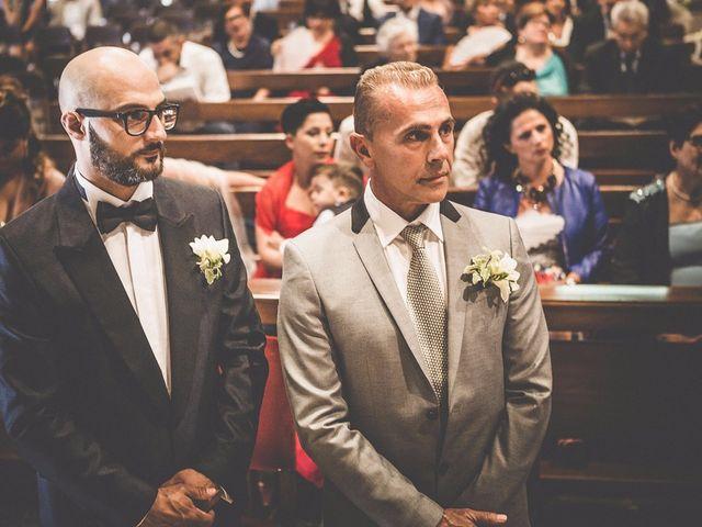 Il matrimonio di Andrea e Chiara a Brugherio, Monza e Brianza 82