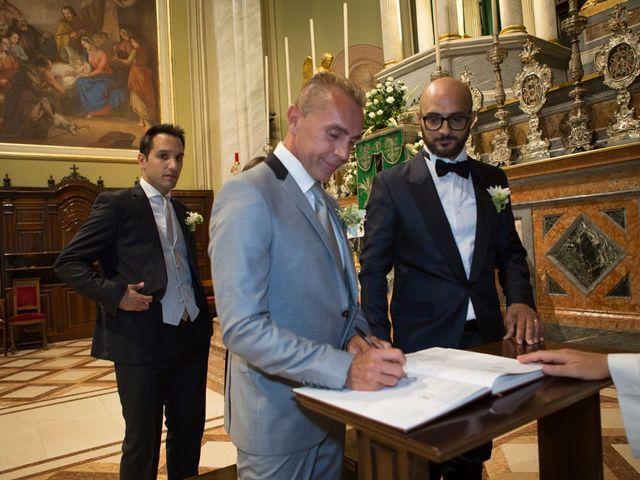 Il matrimonio di Andrea e Chiara a Brugherio, Monza e Brianza 99