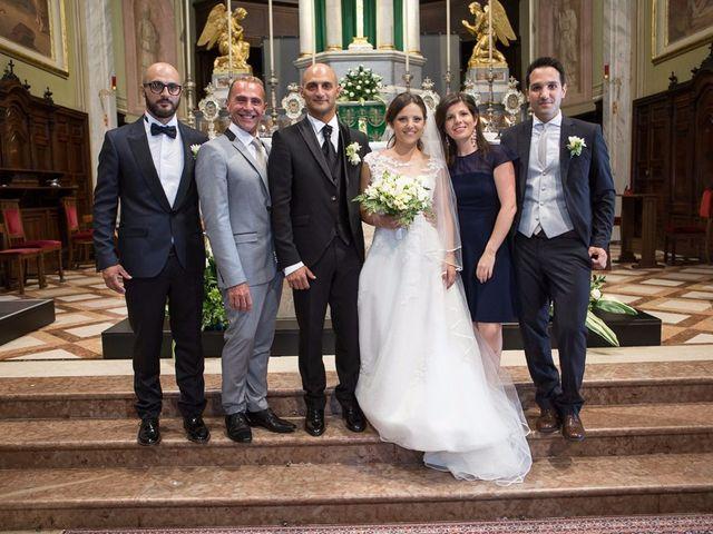 Il matrimonio di Andrea e Chiara a Brugherio, Monza e Brianza 103