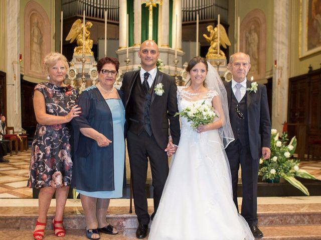 Il matrimonio di Andrea e Chiara a Brugherio, Monza e Brianza 104