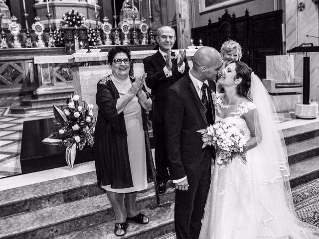 Il matrimonio di Andrea e Chiara a Brugherio, Monza e Brianza 105