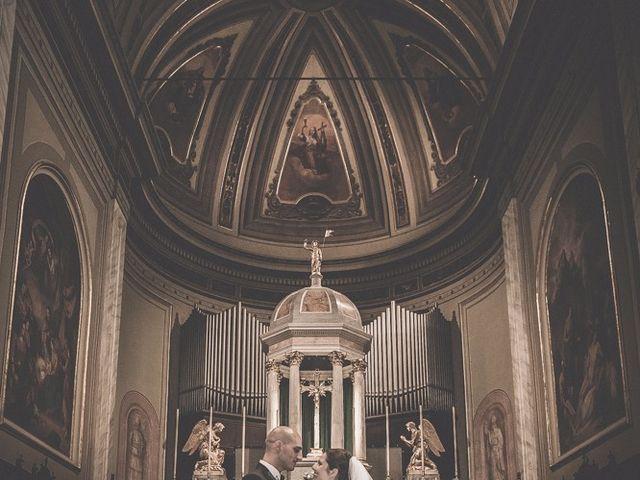 Il matrimonio di Andrea e Chiara a Brugherio, Monza e Brianza 106