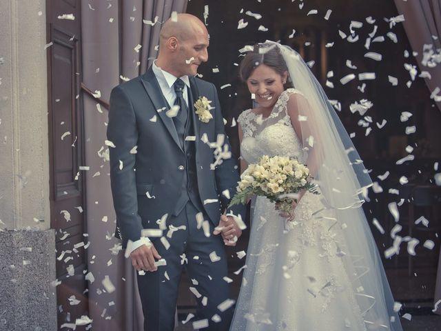 Il matrimonio di Andrea e Chiara a Brugherio, Monza e Brianza 107