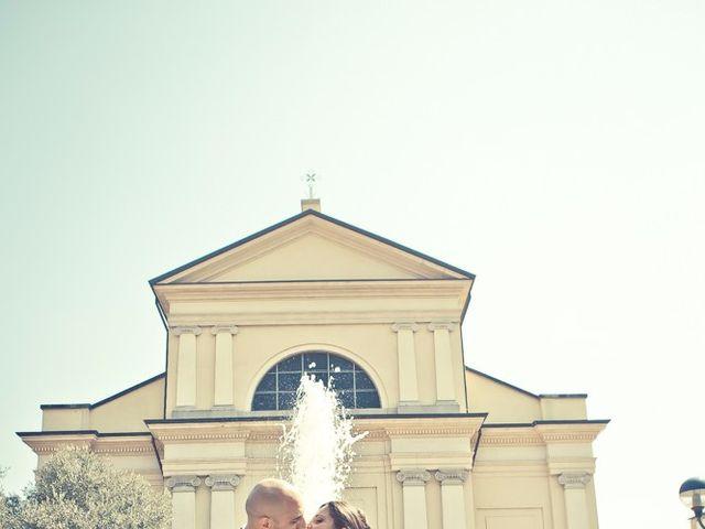 Il matrimonio di Andrea e Chiara a Brugherio, Monza e Brianza 111